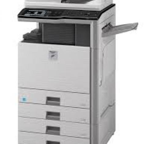 The Sharp color workgroup document systems offer stunning color output with exceptional ease of use