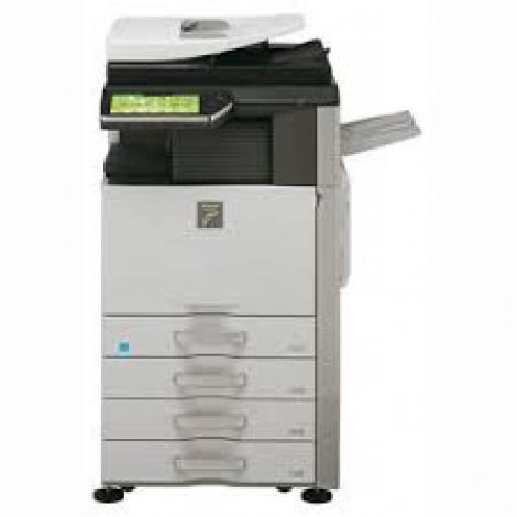 Color Copier, Printer & Scanner, 51ppm