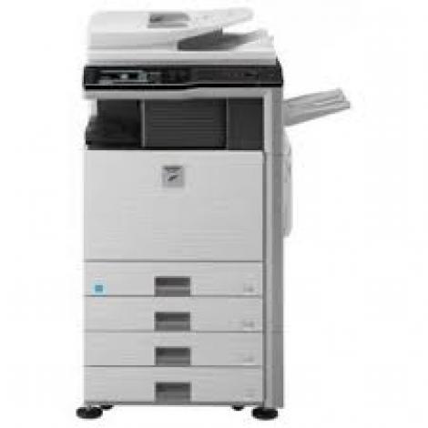 Black & White Copier, Printer & Scanner, 50ppm